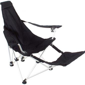 Relags Travelchair Sun Chair  Stuhl Black