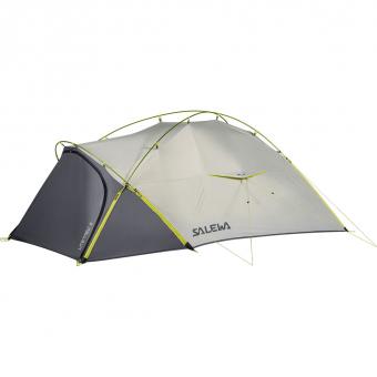 Salewa Litetrek III  Tent Lightgrey-Cactus