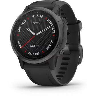 Garmin fénix 6 S Sapphire  Sports Watch Carbon Gray