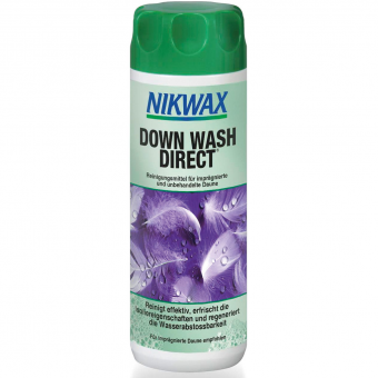 Nikwax Down Wash Direct®  Plfegemittel 300ml