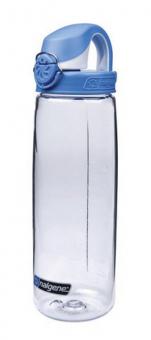 Nalgene Everyday OTF  0,7 L  Bike Flasche  Transparent/Blue