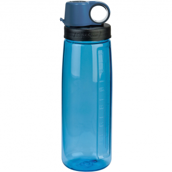 Nalgene OTG 650ml  Bike Bottle Transparent / Blue