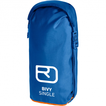 Ortovox Bivy Single  Biwaksack Orange