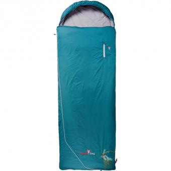 Grüezi Bag Biopod Wolle Goas Comfort  Wollschlafsack