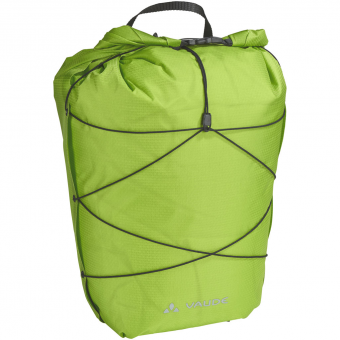 Vaude Aqua Back Light  Bike Bag Chute Green