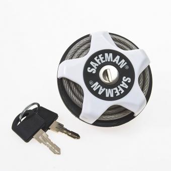 Safeman 2.0  Lock White
