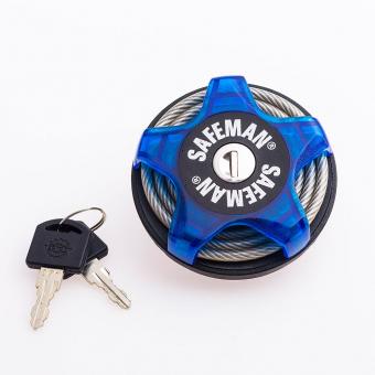 Safeman 2.0  Schloss Blue