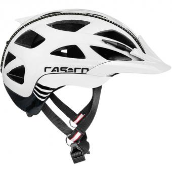 Casco Activ 2  Bikehelm Weiß / Schwarz