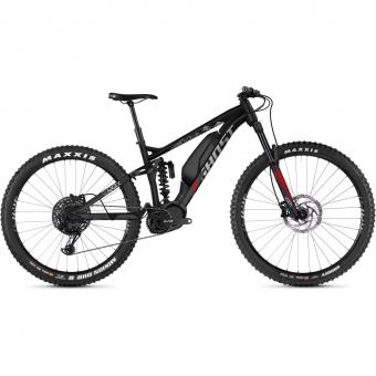 Ghost SL AMR X S3.7+ AL  E-Bike Nightblack / Gray / Riotred Men