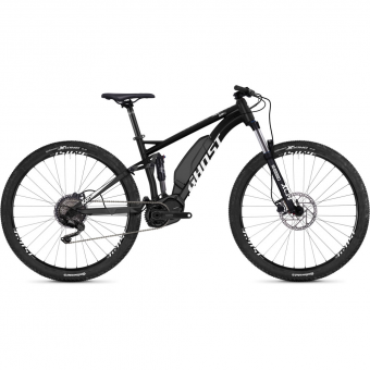 ALPENTESTIVAL TESTED ITEM  Ghost Kato FS S3.9 AL  E-Bike Nightblack / Starwhite Men