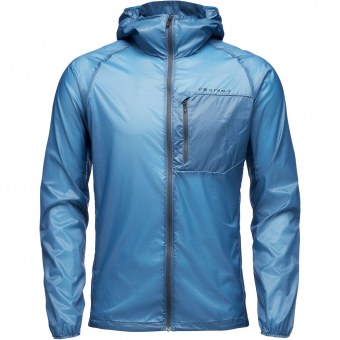 Black Diamond Distance Wind Shell  Jacke Astral Blue Herren