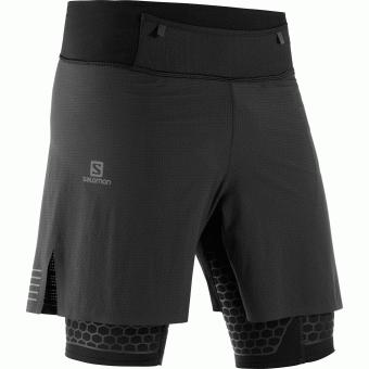 Salomon EXO Twinskin  Shorts Black Herren