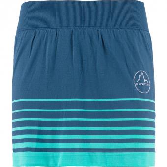 La Sportiva Xplosive Skirt  Rock Opal / Aqua Damen