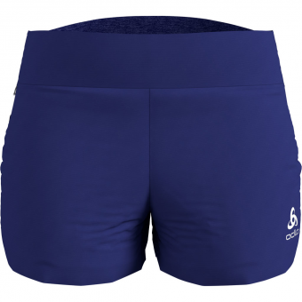 Odlo Millennium S-Thermic  Isolationsshorts Clematis Blue Damen