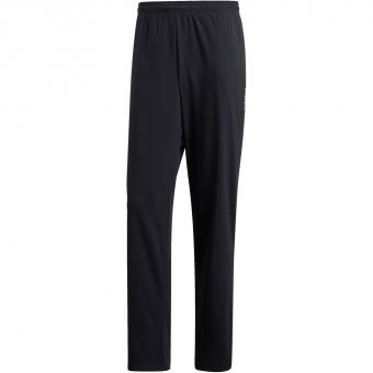 Adidas Essential Plain Open Hem Stanford Regular  Hose Black Herren
