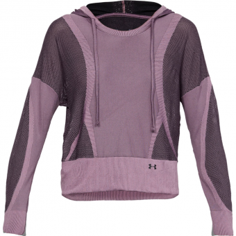 Under Armour UA Vanish Seamless   Hoodie Purple Women