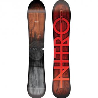 Deine Auswahl für Herren von Nitro Snowboards im Online Shop