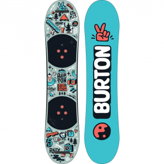 Burton After School Special  Snowboard incl. Binding Kinder 19/20