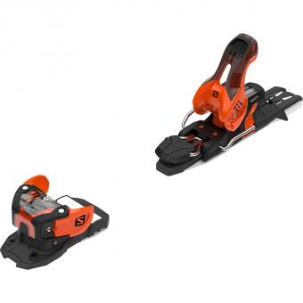 Salomon Warden 11 inkl. Stopper  Skibindung Black / Orange