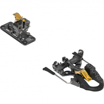 ATK RT 2.0 incl. Stoppers  Alpine Touring Bindings Black / Gold