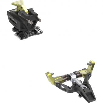 Dynafit TLT Superlite 2.0 12  Alpine Touring Bindings Black / Yellow