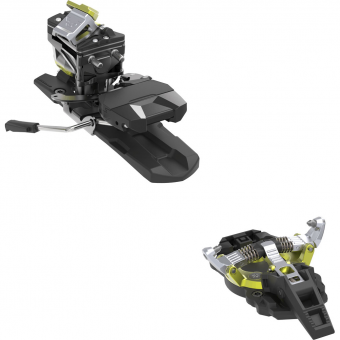 Dynafit ST Rotation 7 incl. Stoppers  Alpine Touring Bindings Yellow