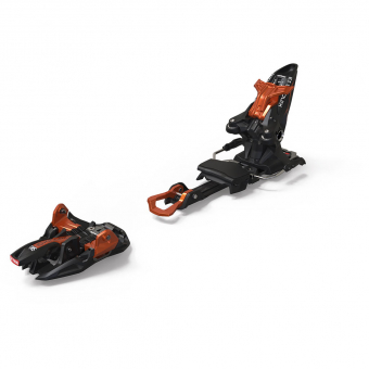 Marker Kingpin 13 incl. 100-125mm Stoppers  Alpine Touring Bindings Black / Copper