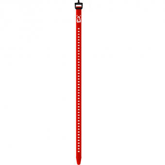 G3 Tension  Skistrap Red
