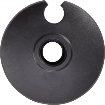 Leki Alpin Teller 62mm  Stockzubehör Black
