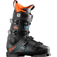 Salomon S/Max 120  Skischuh Black / Orange Herren