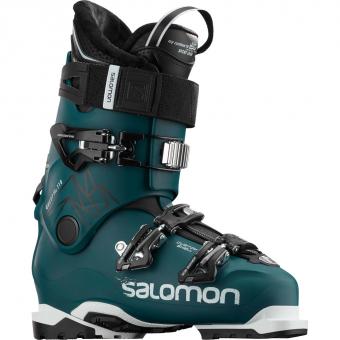 Salomon Quest Pro 110 Ski Boots Sport Blue Black Men