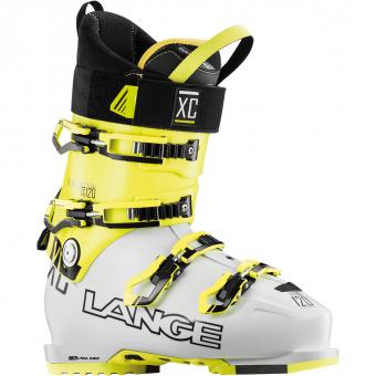 Lange XC 120  Skischuh White/Yellow Herren