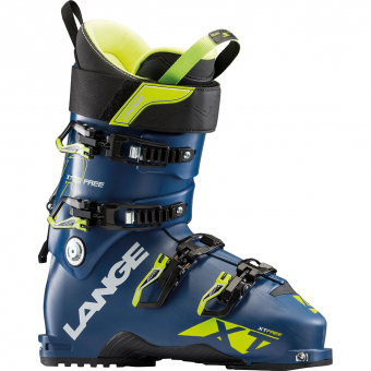 Lange XT 120 FREE  Ski Boots Navy / Blue Men