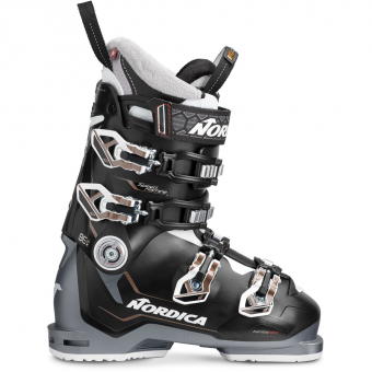 Nordica Speedmachine 95X  Ski Boots Schwarz / Bronze  Women