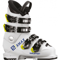 Salomon X Max 60 T  Ski Boots White / Raceblue Kids