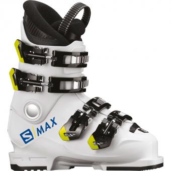 Salomon S/Max 60 T  Skischuh White / Acid Green Kinder