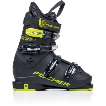 Fischer RC 4 60  Ski Boots Schwarz Kids