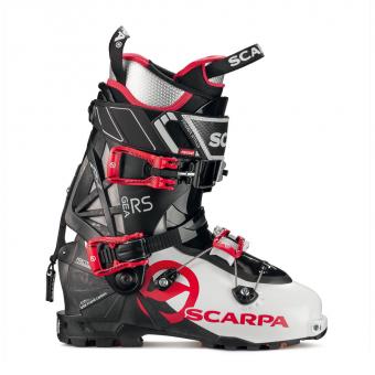 Scarpa Gea RS  Tourenskischuh White / Black /Warm Red Damen