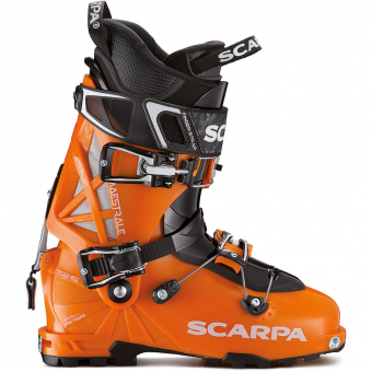 Scarpa Maestrale  Ski Touring Boots Orange Men