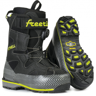 Fitwell Freeride  Splitboardschuh Black / Green