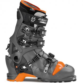 Crispi Evo NTN Overlap Liner  Telemark Boots Grau / Orange