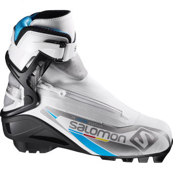 Salomon SNS Vitane RS Carbon Skate  Skating-Boot Weiss / Blau Women