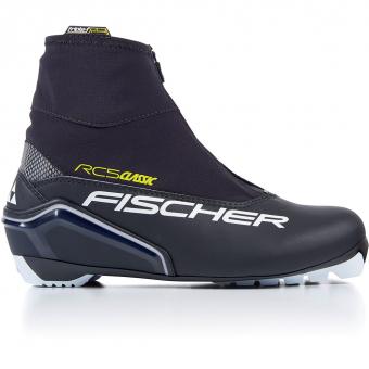Fischer RC5 NNN  Classic-Schuh Black Herren