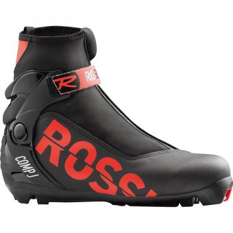 Rossignol Comp Junior Combi IFP / NNN / Prolink  Skating/Classic Schuh Black / Orange Kinder