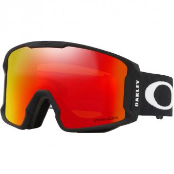 Oakley Line Miner  Ski-/Snowboardbrille Matte Black / Prizm Snow Torch Iridium