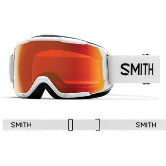 Smith Grom  Ski-/Snowboardbrille White Kinder