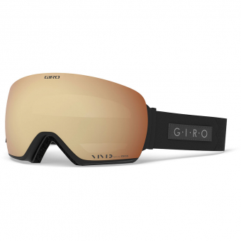 Giro Lusi  Ski-/Snowboardbrille Black Velvet / Copper Damen