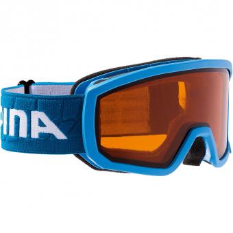 Alpina Scarabeo Jr. DH  Ski-/Snowboardbrille Lightblue Kinder