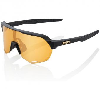 100% S2  Sonnenbrille Matte Black