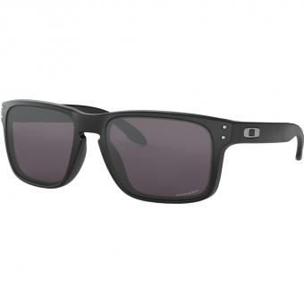 Oakley Holbrook  Sonnenbrille Matte Black / Prizm Grey